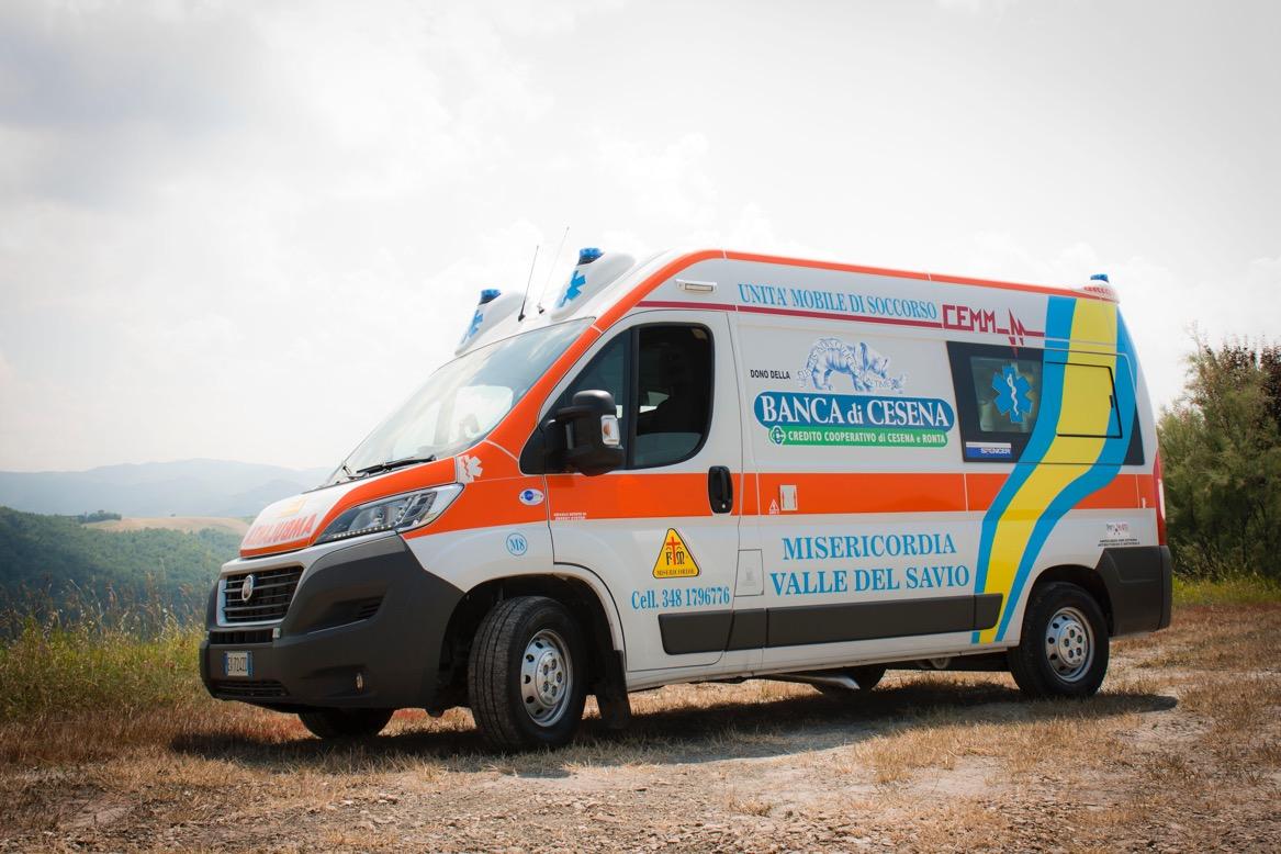 Vendita ambulanze nuove e usate for Vendita camerette usate milano