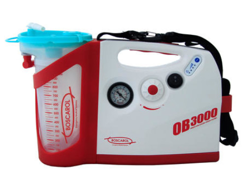 OB 3000 FM Medical Suction Unit