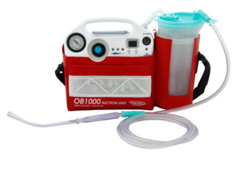OB 1000 FM Medical Suction Unit