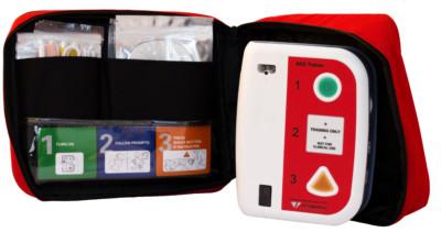 defibrillatore trainer AED